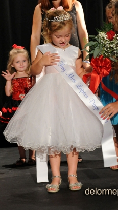 Tiny Miss Lapeer Days Emlyn Grace Sanderson-Smith